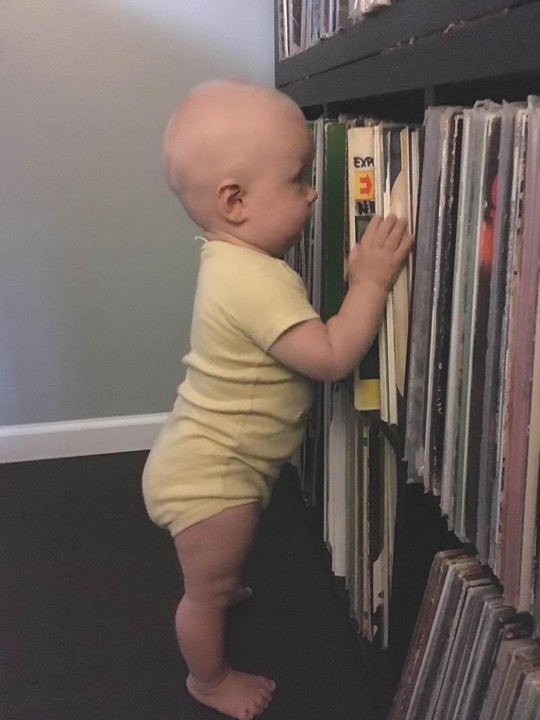 sell-old-records-baby